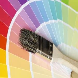 kleurencirkel harmonieuze kleuren